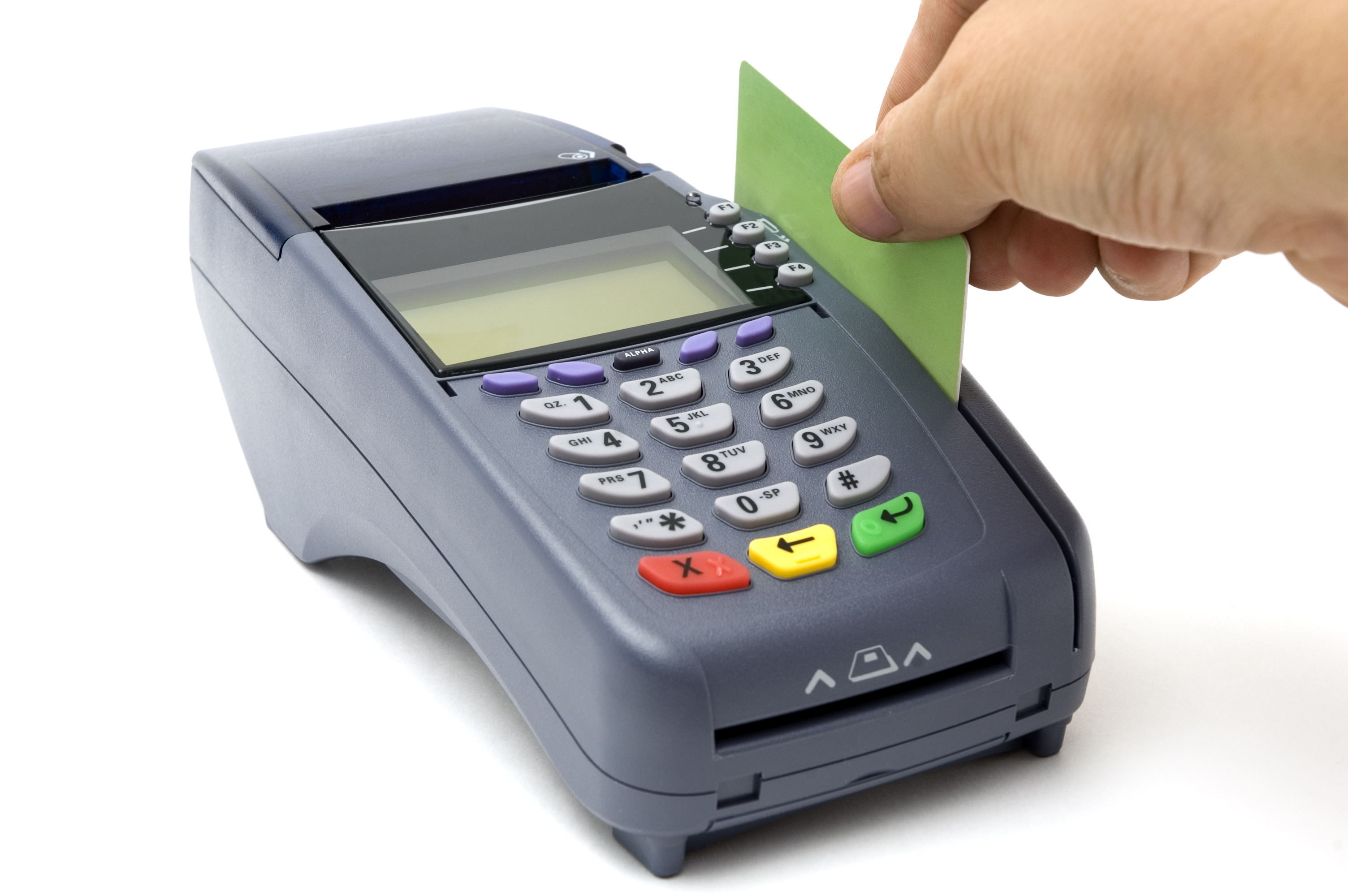 small business visa machine