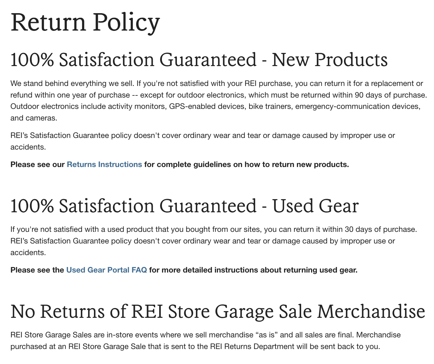 How To Write A No Refund Policy For Your Business [SAMPLES